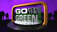 Go For the Green! titlecard