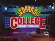 Jeopardy! College Championship 1990