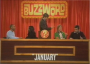 Comedy Central Buzzword January