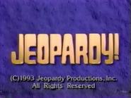 Jeopardy! 1992-1993 season copyright card-5