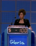 Gloria Clemnte on Jeopardy! 4