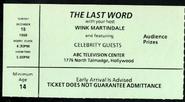 The Last Word (December 18, 1988)