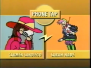 Phone Tap Sarah Nade