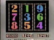 HR87 Big Board Numbers 1
