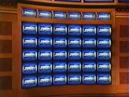 Jeopardy! Sushi Bar Era Set Value Change Increased