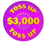 Wheel of fortune 3 000 toss up icon by darellnonis-d6mqzll
