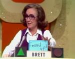 Brett Fwowd Up