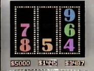 HR87 Big Board Numbers 2