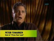 Peter Tomarken Interview