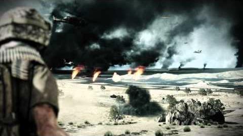 "Battlefield 3 Jay-Z -- ""99 Problems"" Gameplay Teaser Trailer"