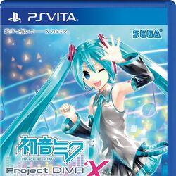Hatsune Miku: Project DIVA