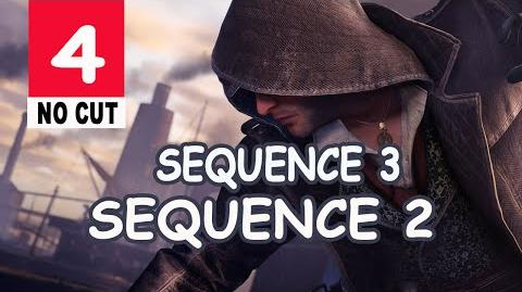 Assassin's Creed Sequence 2 Sequence 3 PS4 - NO CUT