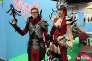 Wikia-Gamescom-2014-Donnerstag-Claudia0031