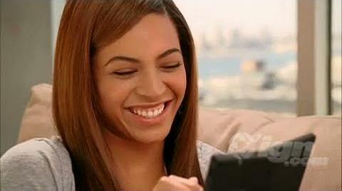 Rhythm Heaven Nintendo DS Clip-Commercial - Beyonce-0