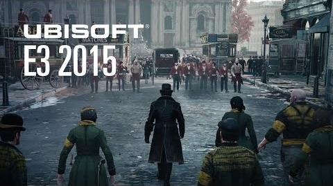 Ubisoft at E3 2015