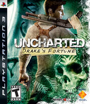 Uncharted Drake's Fortune NA cover