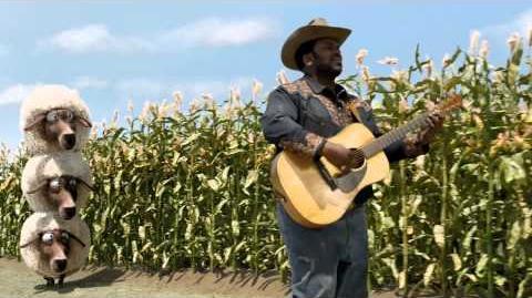 Cowboy - Hay Day - Commercial Ad