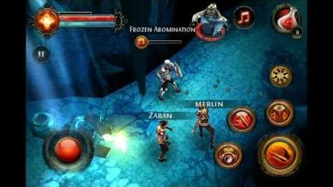 Dungeon Hunter 2 - iPhone iPod touch - Trailer