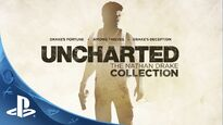 Uncharted Nathan Drake Collection cover