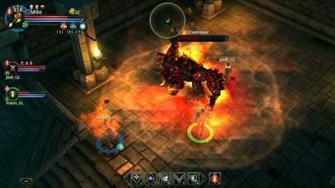 Dungeon Hunter Alliance - Mac trailer by Gameloft