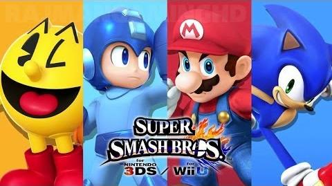 Raylan13/Super Smash Brothers U: Most Wanted Game