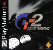 Gran Turismo 2 Cover