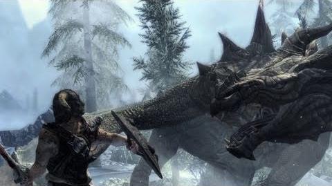 The Elder Scrolls V Skyrim - Official Trailer