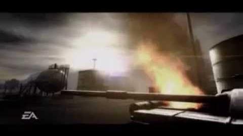 Battlefield 2 Modern Combat - Trailer