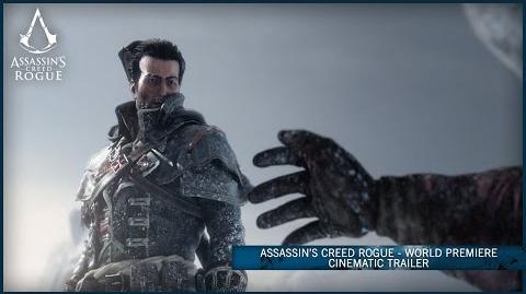 Assassin's Creed Rogue - World premiere cinematic trailer SCAN