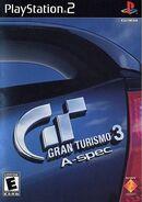 Gran Turismo 3 A-Spec Cover