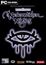 Neverwinter Nights box art