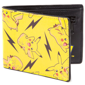 Pokémon All Over Pikachu - Bi-fold Wallet.jpg