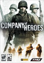 Company of Heroes box art