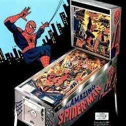 The Amazing Spider-Man (pinball)