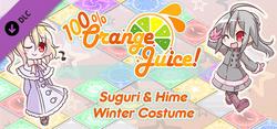 Steam-Banner-100%-Orange-Juice-Suguri-Hime-Winter-Costumes.png