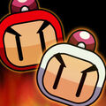 Bomberman Touch 2 Volcano Party logo.jpg