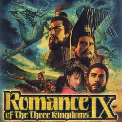 Romance of the Three Kingdoms IX