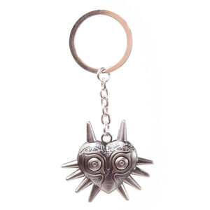 The Legend Of Zelda (Majora's Mask) - Metal Keychain.jpg