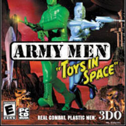 Army Men: Toys in Space