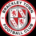 Brackley Town Football Club Badge.png