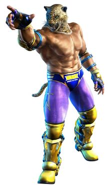 King Tekken Codex Gamicus Humanity S Collective Gaming Knowledge At Your Fingertips