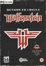 Return to Castle Wolfenstein box art