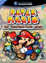 Paper Mario: The Thousand Year Door.