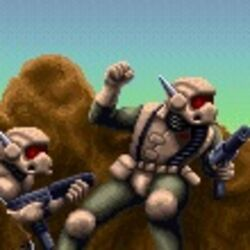 List of units in Dune II