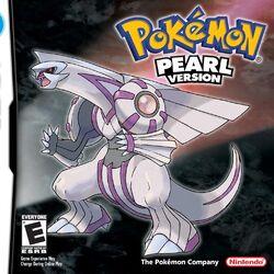Pokémon Pearl Version