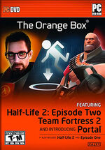 The Orange Box box art