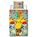 Pokémon Characters Single Rotary Duvet Cover Set.jpg