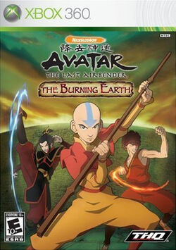 Front-Cover-Avatar-The-Last-Airbender-The-Burning-Earth-NA-X360.jpg