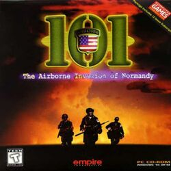 101- The Airborne Invasion of Normandy image.jpg