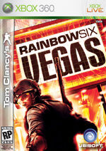 Rainbow Six: Vegas box art